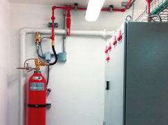 Protección de Sala de Energía