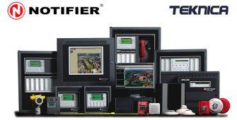 Teknica Chile cierra representación de Notifier para detección de incendios.