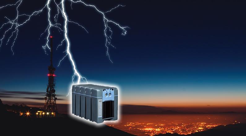 El futuro en respaldo de energía Ión litio para TELECOM