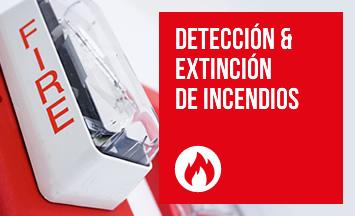 Detección & Extinción de Incendios