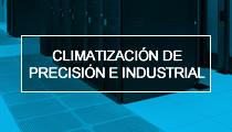 Climatización de precisión industrial