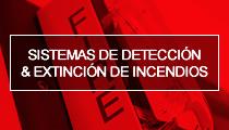 Sistemas de detección & extinción de incendios