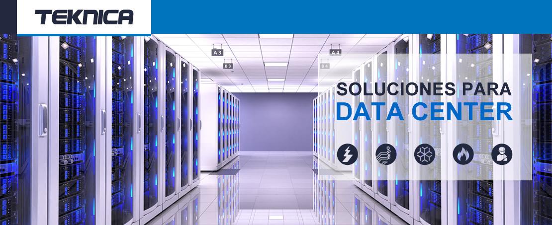 Soluciones para data center
